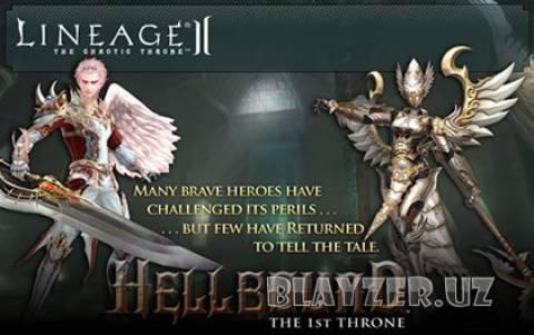 Патч-руссификатор LineageII: Hellbound