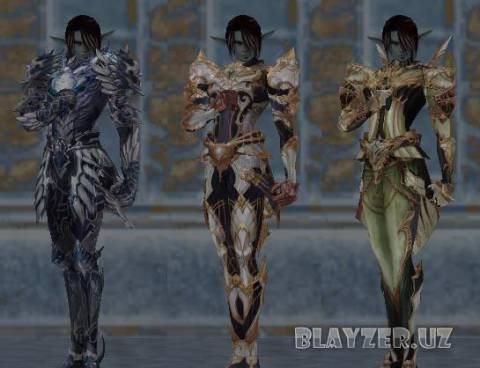 [Interlude] Kadesh Armor