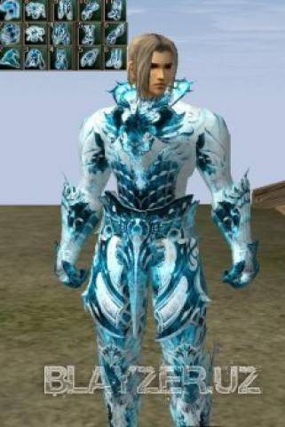[Interlude] Ice Vesper Armor