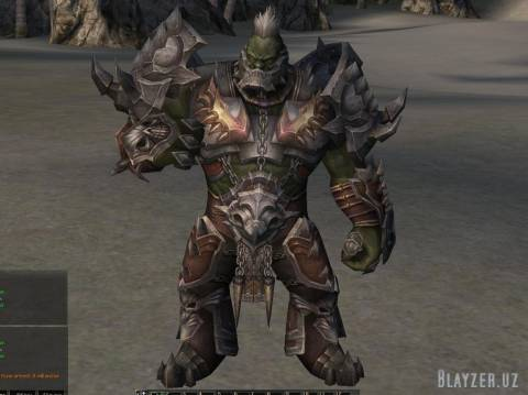 [NPC] Amden Orc Warrior для Interlude