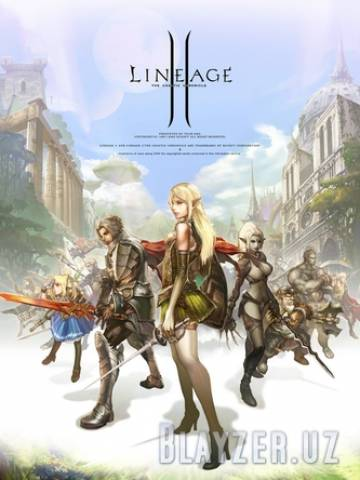 [Клиент] Lineage II Chronicle - Prelude
