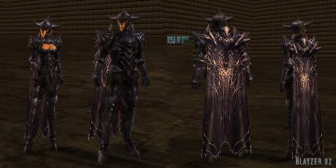 [High Five]Dark Armor