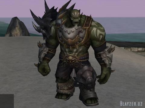 [NPC] Amden Orc Archer для Interlude