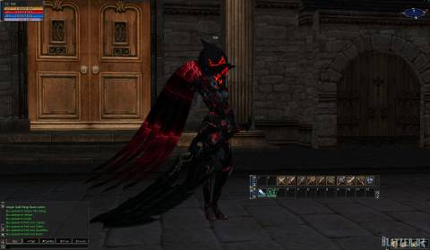 Red Core Weapon для Interlude