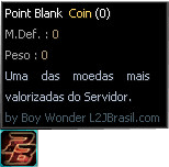 [Interlude] Point Blank Coin