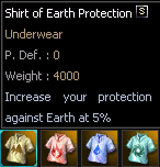 [Interlude] Shirt's of Protection