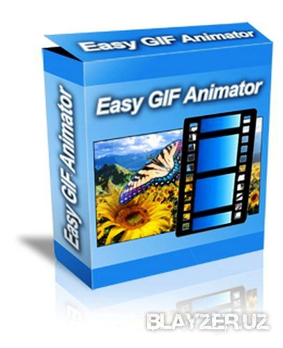 Easy GIF Animator Pro v6.1.0.52 Final