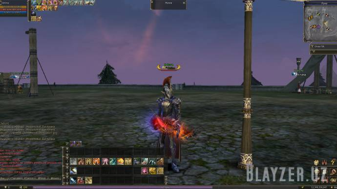 [Клиент] Lineage II Epic Tales of Aden Episode 03: Helios, Lord of Bifrost