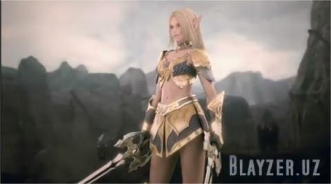 [Trailer] Lineage 2 Chronicle 4 Scions of Destiny