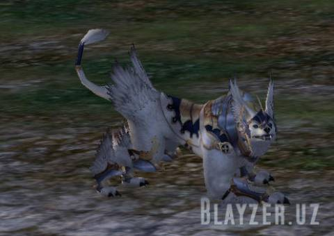 [NPC] Wing Hound For Interlude
