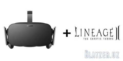 VR технологии и будущие Lineage 2