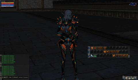 Fire Core Armor для Interlude