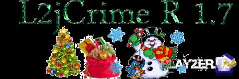 L2jCrime R 1.7 (New Year)