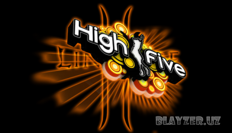 Splash для клиента игры Lineage 2 High Five.