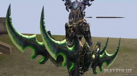 Оружие - Дуалы Illidan для сервера Interlude