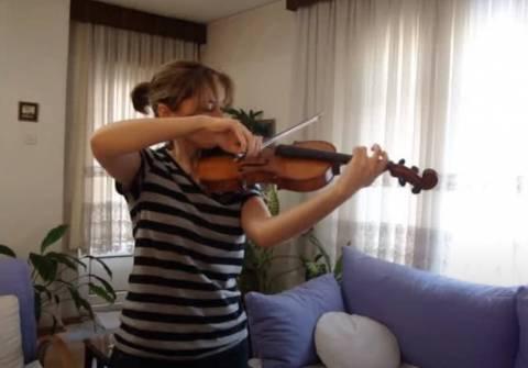 Музыка Lineage II играя на настоящих музыкальных инструментах