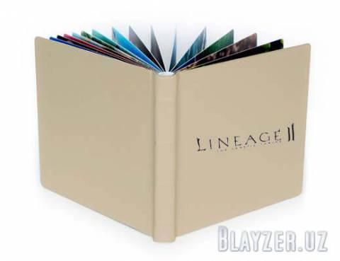 Фото книги для скриншотов Lineage 2