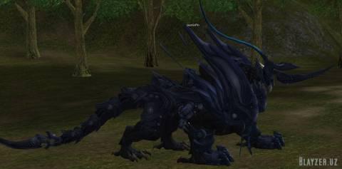 [NPC] Giant Griffin для Interlude