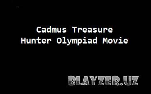 Cadmus Treasure Hunter Olympiad Movie