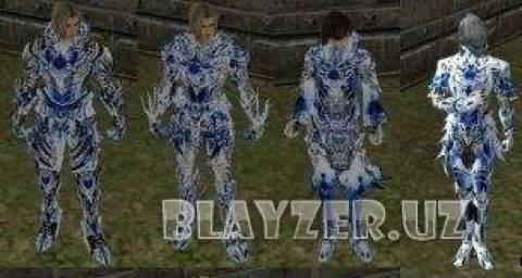 Vesper Cristal - Ceriel Armor [Interlude]