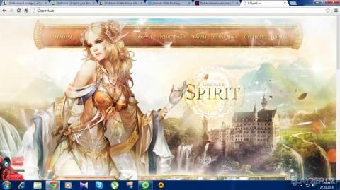 Шаблон L2-spirit для Stress Web 13