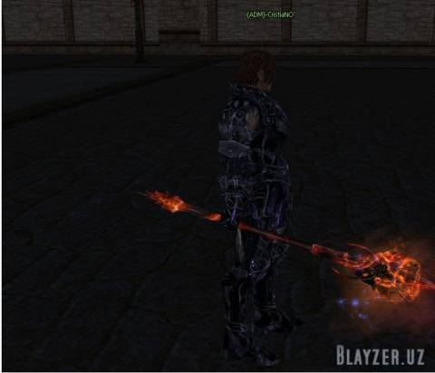 Demonic Weapons New Glow Effect