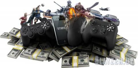 Как заработать в онлайн играх?
