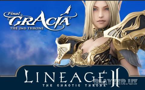 [Клиент] Lineage II The Chaotic Throne 2.3 Gracia Final