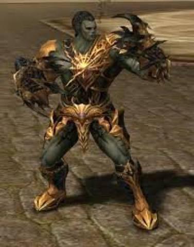 [Interlude] Vesper Armor для вашего сервера