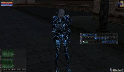 Water Core Armor для Interlude