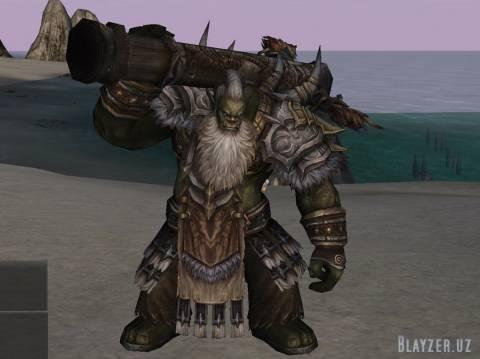 [NPC] Amden Orc Shaman для Interlude