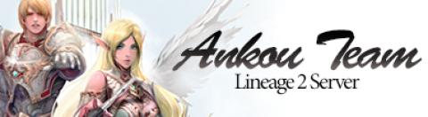 [High Five] Сервер от команды Ankou Release 2