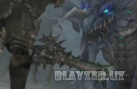 [Трейлер] Goddess of Destruction Chapter 3: Lindvior