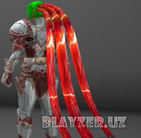 Cabelo Baium Red