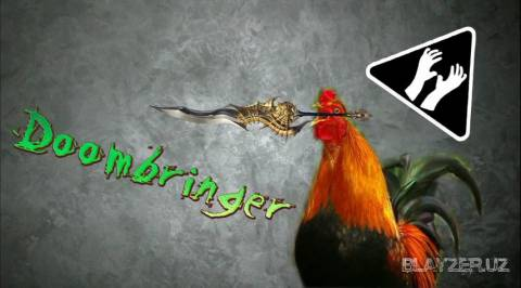 [HF] Видеогайд по Берсу(Doombringer)в условиях PVP