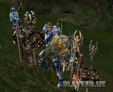 [Freya] Скачать оружие для вашего сервера Lineage из Goddess of Destruction
