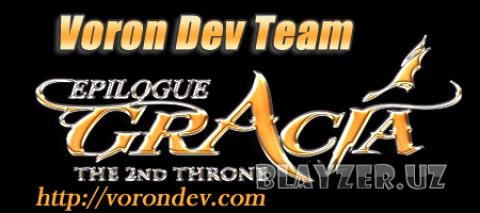 [Epilogue] Игровой эмулятор Gracia Epilogue (rev.1) от Voron Dev Team