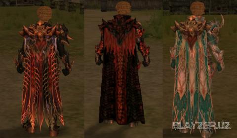 Cloaks Sets