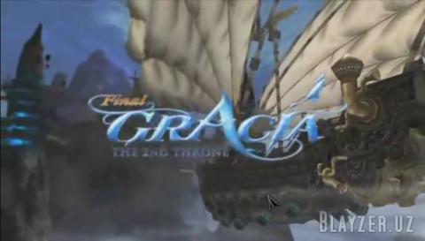 [Trailer] Lineage II The Chaotic Throne 2.3 Gracia Final