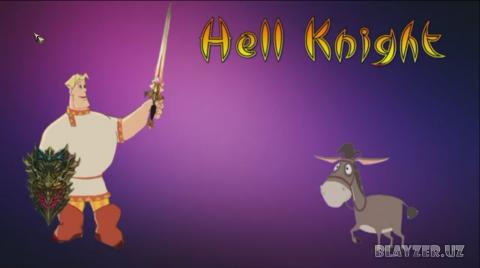 Видеогайд по ДА Hell Knight в условиях PVP сервера Gracia Epilogue
