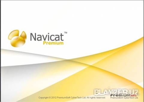 PremiumSoft Navicat Premium Enterprise Edition 10.0.10 + Ключь