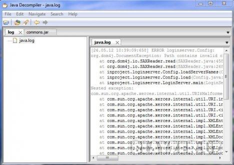 [Программа] Декомпилятор jd-gui