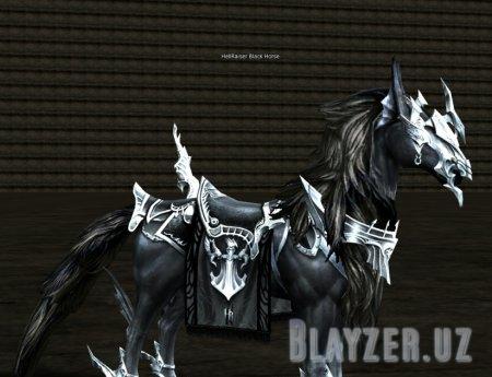 Montaria Black Horse