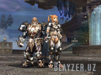 [Interlude] Vesper Noble Armor's