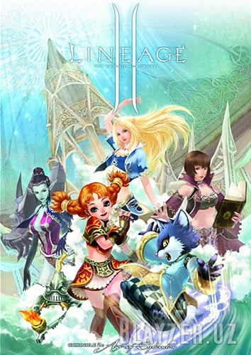 [Клиент]  Lineage II Chronicle 2 - Age of Splendor