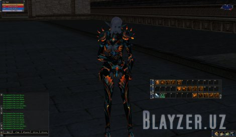 Fire Core Armor для Interlude